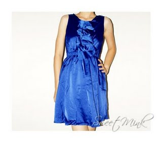 SweetMink Blue